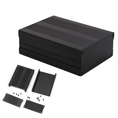 Aluminum Case Box For Circuit Board Electric Pcb Shell Shied Enclosure Amplifier