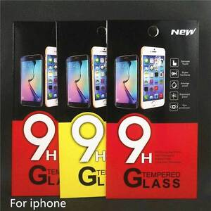 iPhone 6/s 9h tempered glass screen protector Melbourne CBD Melbourne City Preview
