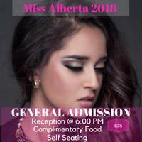 2nd Annual Miss Alberta Pageant (2018)