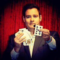 Interactive Magic Show includes Close Up and Comedy 204-663-1000