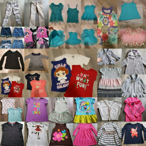 Girls clothing lot size 5 & 5/6