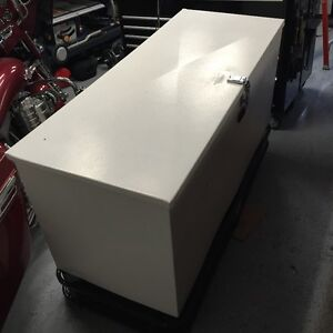 Hitch Mount RV Storage Box