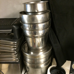 Réchauds et plats moulin café