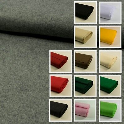 Deko- Bastelfilz 1mm dick Filz Meterware basteln   -Preis gilt für 0,5 Meter-
