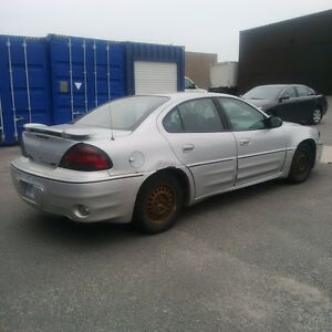 2003 Pontiac Grand Am Sedan - GT