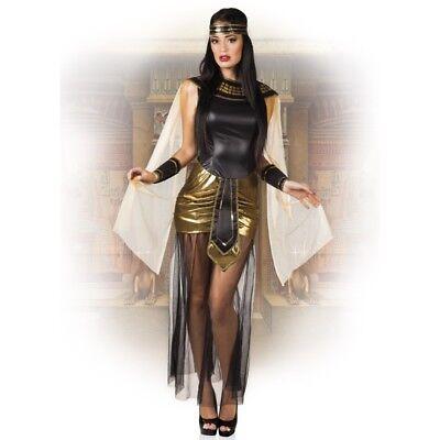 Sexy CLEOPATRA Damen Kostüm Pharaonin Ägypterin Ägypten Kleid 36 38 40 42 44 46 (Cleopatra Damen Kostüm)