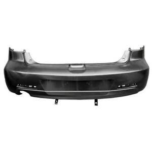 New Painted 2004 2005 2006 Mazda Mazda3 Hatchback Rear Bumper & FREE shipping