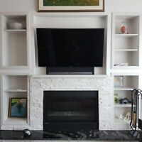 TV Mounting - Wall Mounts - Only 100.00