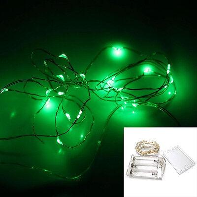 3M EU Stecker Extender Draht für Weihnachten LED Stringlight Garten DecorZP