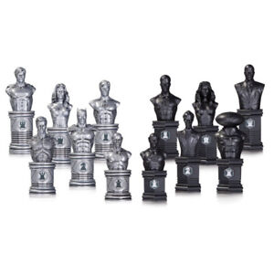 Brand New DC Collectibles Justice League Chess Set