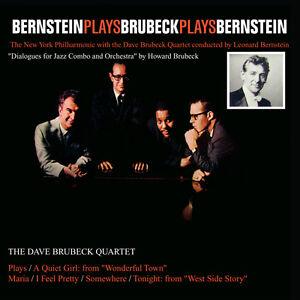 Dave Brubeck Quartet - Bernstein Plays Brubeck Plays Bernstein CD