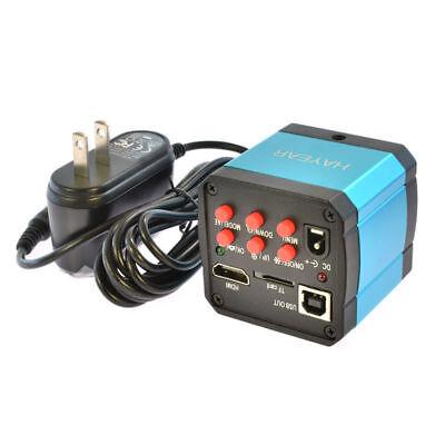 14mp Tv Usb Industry Digital C-mount Microscope Camera Tf Video Recoder