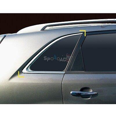 Door Handle Chrome Bowl Cover Molding 9Pcs Set K-479 For KIA 2010-2014 Sorento R