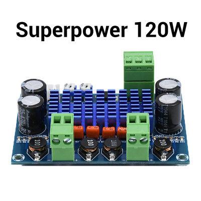 120W Ultra Power TPA3116D2 Digital Amp Audio Amplifier Board Module DC 5-28V CL