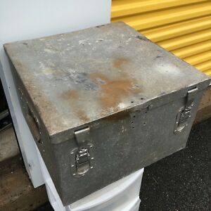 Aluminum Storage Box for SALe