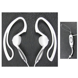JOGGING-HEADPHONE-EARPHONES-HEADPHONES-GYM-SPORTS-JOGGING-MP3-IPOD-UK-SELLER-WHT