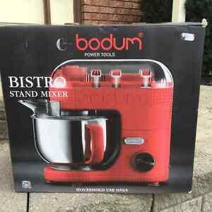 New bodum bistro stand mixer