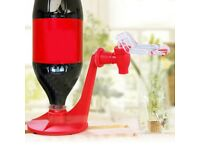 Drinks Holders Mini Automatic Upside Down Drinking Fountains Cola Beverage