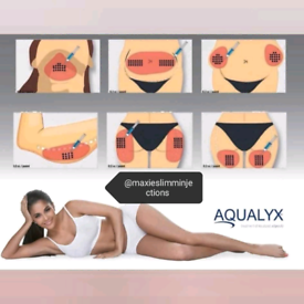 Aqualyx fat dissolving injections mobile service.