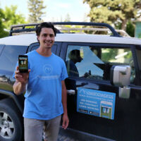 PICKUP LAWN CARE JOBS WITH APP ● CASUAL & PART-TIME ● EDMONTON
