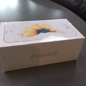 iPhone 5S/6/6S/SE Sealed Factory Unlocked Apple Care 1yr