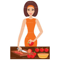Lady Willing to cook your meals in glace bay