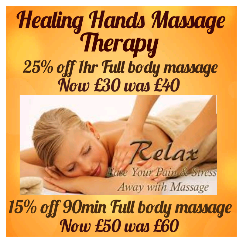 Healing Hands Massage Therapy | in Portstewart, County ...