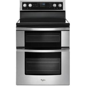 Whirlpool Stainless Steel Electric Range YWGE745C0FS (BD-942)