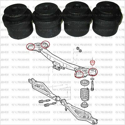 LANCIA LYBRA   All models    Rear subframe bushes