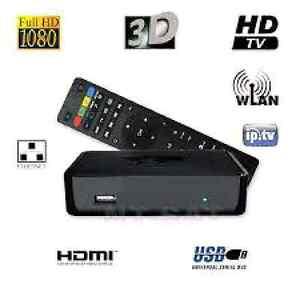 SALE FREE 3MTHS IPTV MAG 254 WIFI INTERNATIONAL TV