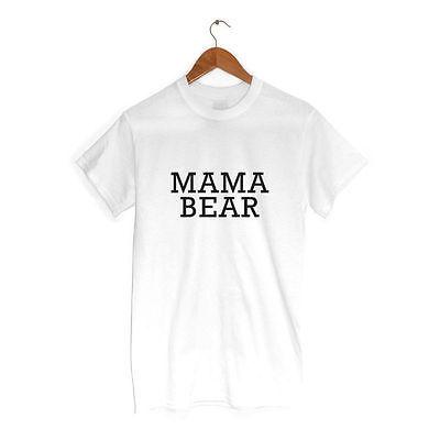 Mama Maternity T-shirt (Mama Bear | T Shirt | Hipster Tumblr Clothing MOTHERS DAY GIFT | MATERNITY GIFT)