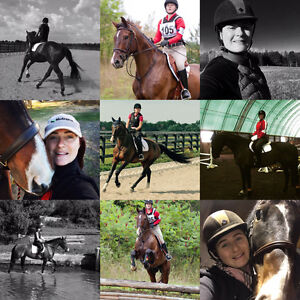 Freelance Eventing Coach