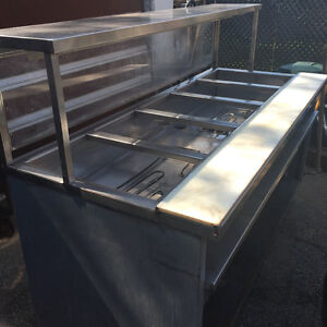 Industrial Steam Table