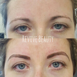 Microblading Eyebrows - $200 Cambridge Kitchener Area image 1
