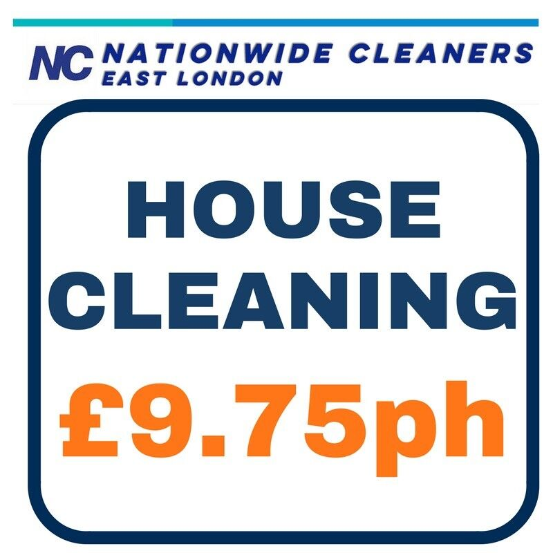 PROFESSIONAL DOMESTIC CLEANING - £9.75PH. WEEKLY OR FORTNIGHTLY. HOUSE/FLAT CLEANING, IRONING