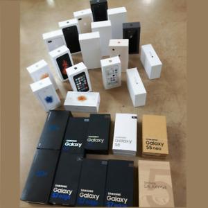 Samsung S5 S6 S7 S8 S9 edge iPhone SE 6 6S 7 8 Plus LG Montréal