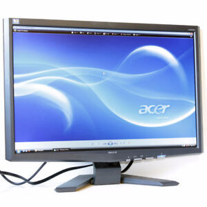 Acer X223W 22 inch Widescreen LCD Monitor for Computers