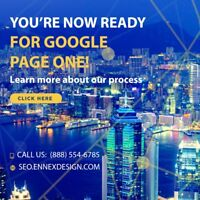 FREE Modern & Responsive Web Design With ALL SEO Contracts!