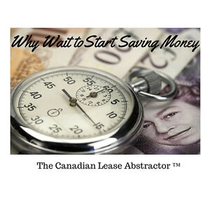 Commercial Lease Abstraction - Waterloo Region - 1-888-226-2568 Kitchener / Waterloo Kitchener Area image 7