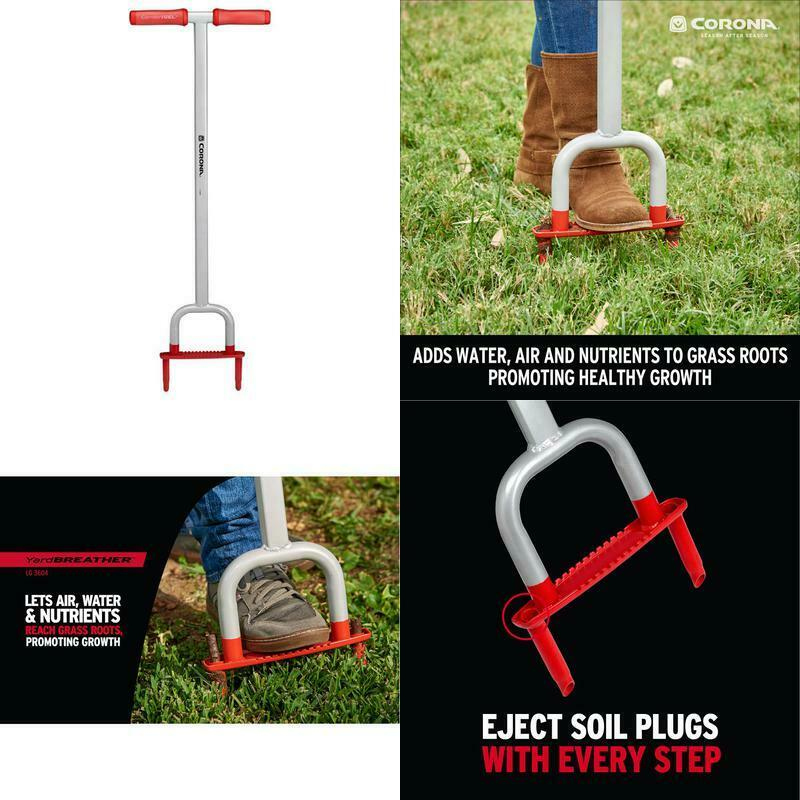 ComfortGEL YardBREATHER Aerator with Auto-Eject 3.5 in. Soil