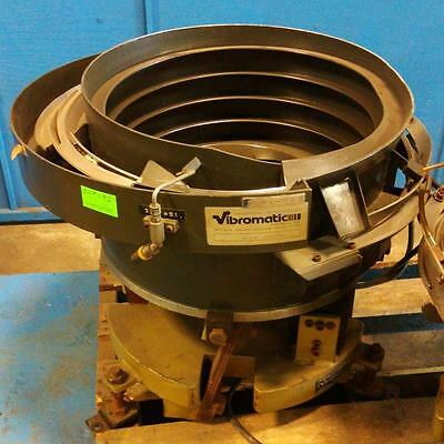 Vibromatic Neutron 60hz 115v 4.5a 18 Vibratory Bowl Lp-18