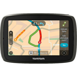 "TomTom, GO 50S GPS, 5"" Display"