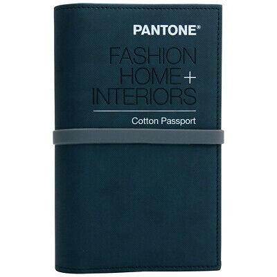 Pantone Fhic200 Cotton Passport Color Guides Fashion Home 2310 Colors