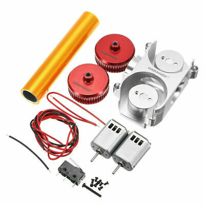 High Power Metal Flywheel Kit Set For Nerf Stryfe & Worker Swordfish