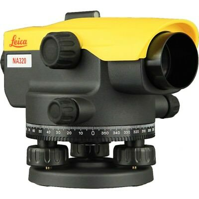Brand New Leica Na320 Automatic Optical Levels Total Station 1 Year Warranty