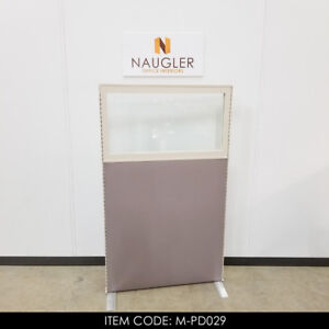 Freestanding Office Panels / Dividers - Various Styles and Sizes