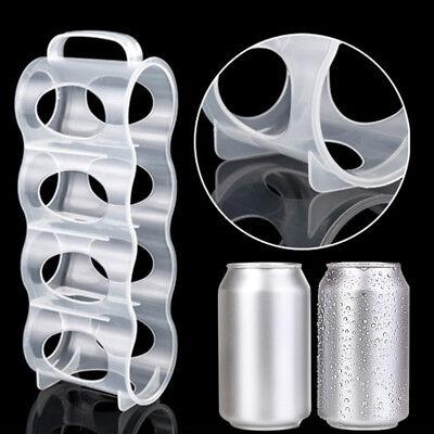 Beer Storage - Beer Soda Can Storage Box Kitchen Fridge Drink Bottle Holder Organizer Portable
