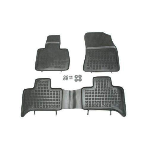 Rubber Automatten Set BMW X5 E53 2000-2006