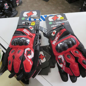 Oxford RP-2  RP-4 Leather Motorcycle  Gloves