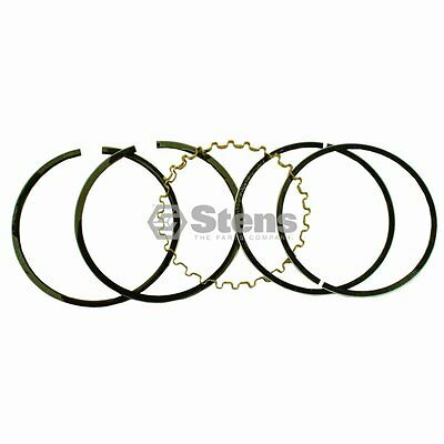 Stens Piston - Stens 500-645 Chrome Piston Rings for 10 to 18 HP Briggs and Stratton STD 392331